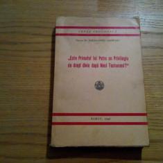 """""""ESTE PRIMATUL LUI PETRU UN PRIVILEGIU DE DREPT DIVIN DUPA NOUL TESTAMENT""""-1940 - Carti de cult"""