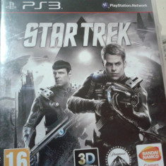 JOCURI playstation 3, ps3, actiune, aventura, STAR TREK - Jocuri PS3 Electronic Arts, Shooting, 12+, Single player