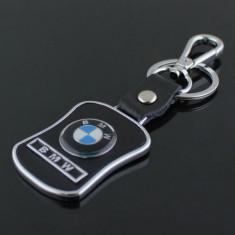 Breloc metal tema auto pentru  bmw metal + ambalaj  cadou