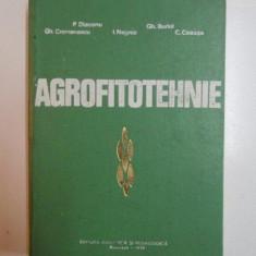 AGROFITOTEHNIE de P. DIACONU, C. CEAUSU, I. NEGREA, 1978 - Carte Biologie