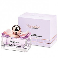 Salvatore Ferragamo Signorina EDT 30 ml pentru femei - Parfum femeie Salvatore Ferragamo, Apa de toaleta, Fructat