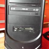 Calculator Complect INTEL PENTIUM 4, 3 Ghz, 4 Gb GGR 2 800 Mhz, HDD 500 Gb - Sisteme desktop cu monitor Asus, Peste 3000 Mhz, 500-999 GB, LGA775