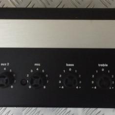 DYNACORD MV52 Amplificator de putere cu mixer, radioficare - Amplificator audio, 81-120W