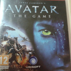 JOCURI playstation 3, ps3, actiune, aventura, AVATAR THE GAME - Jocuri PS3 Electronic Arts, 12+, Single player