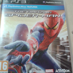 JOCURI playstation 3, ps3, actiune, aventura, SPIDER MAN THE AMAZING SPIDER MAN - Jocuri PS3 Electronic Arts, 16+, Single player