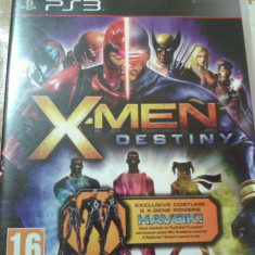 JOCURI playstation 3, ps3, actiune, aventura, X-MEN DESTINY - Jocuri PS3 Electronic Arts, 16+, Single player