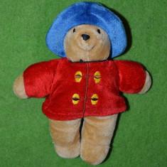 Jucarie plus urs, ursulet Paddigton, 17 cm - Jucarii plus