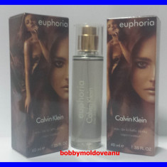 TESTER FIOLA DAMA CALVIN KLEIN EUPHORIA - 40ML - Parfum femeie Calvin Klein, Altul