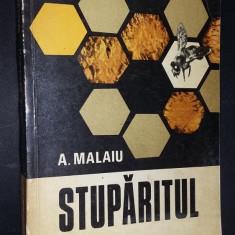 STUPARITUL -AUREL MALAIU, STARE FOARTE BUNA A CARTII !