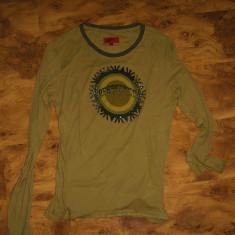 Bluza dama HUGO BOSS originala superba marimea S, Marime: S, Culoare: Mustar, Maneca lunga, Bumbac