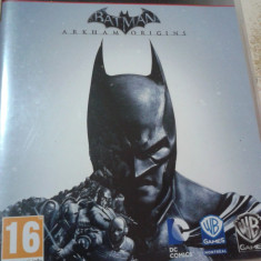 JOCURI playstation 3, ps3, actiune, aventura, BATMAN ARKHAM ORIGINS - Jocuri PS3 Electronic Arts, 16+, Single player