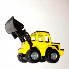 Siku 0802 Incarcator frontal - Macheta auto Siku, 1:87