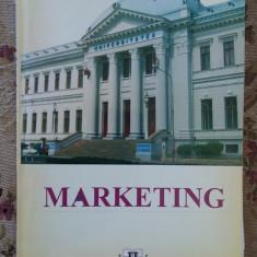 MARKETING -NISTORESCU, MEGHISAN, CRACIUN - Curs marketing