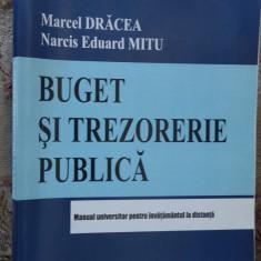 BUGET SI TREZORERIE PUBLICA- DRACEA, MITU - Carte despre fiscalitate