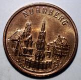 7.760 JETON ALBRECHT DURER 1471 1971 NURNBERG 20mm