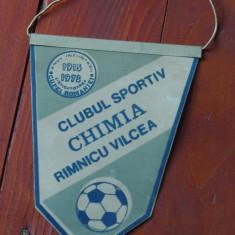 Fanion sport fotbal - Clubul sportiv Chimia Rimnicu Vilcea ( Ramnicu Valcea ) !