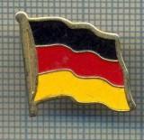 1018 NEW INSIGNA - STEAG, DRAPEL - GERMANIA -starea care se vede