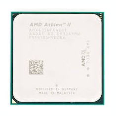 Procesor Quad Core AMD Athlon II X4 635 2.9GHz 95W skt Am2+ AM3 Am3+ fara cooler - Procesor PC AMD, Numar nuclee: 4, 2.5-3.0 GHz