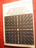 I.Damsa s.a.- Dirigentia in Sistemul Muncii Scolare - Indrumator Metodic - 1983