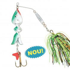 Turning Spinner Bait (WSP02) Baracuda MODEL NOU - Vobler pescuit