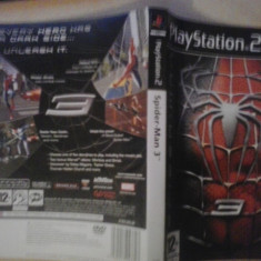 Coperta - Spider-Man 3 - Playstation PS2 ( GameLand )