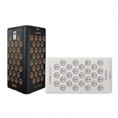 Samsung Galaxy Note3 Husa Wallet Cover Moschino.100original.Pret redus - Husa Telefon Samsung, Alb