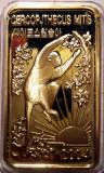 A.287 KOREA COREEA DE NORD 20 WON 2004 SET 3 PIESE MAIMUTE PROOF, Asia, Alama