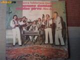 Orchestra folclorica benone damian vioara nai parvu disc vinyl muzica populara, VINIL, electrecord