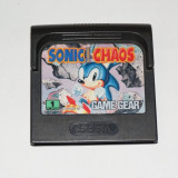 Joc SEGA Game Gear Gamegear - Sonic Chaos