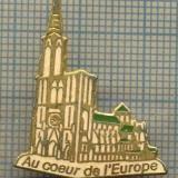 1101 NEW INSIGNA - AU COEUR DE L'EUROPE - FRANTA - starea care se vede