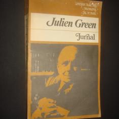 JULIEN GREEN - JURNAL, Alta editura