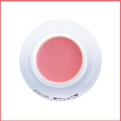 gel uv Ungaria 2M Beauty 3 in 1 ORIGINAL, roz transparent 30 ml, unghii false foto