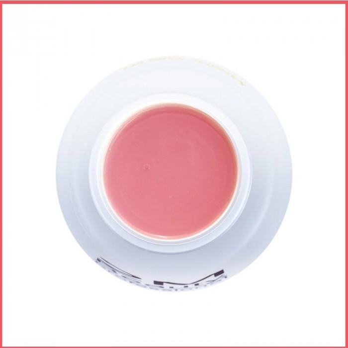 gel uv Ungaria 2M Beauty 3 in 1 ORIGINAL, roz transparent 30 ml, unghii false