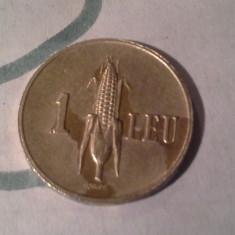 1 LEU 1941 FRUMOS /2 - Moneda Romania