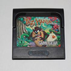 Joc SEGA Game Gear Gamegear - Taz - Mania - Jocuri Sega, Actiune, Toate varstele, Single player