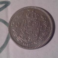 50 LEI 1937/3FRUMOASA - Moneda Romania