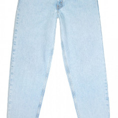 Blugi LEVI'S 550 - (MARIME: W 32 / L 34) - Talie = 84 CM / Lungime = 112, 5 CM - Blugi barbati Levi's, Culoare: Bleu, Prespalat, Largi, Normal
