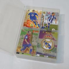 Colectie cartonase Liga 2013 Quiz Game - 244 cartonase + cutie depozitare - Cartonas de colectie