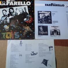 Trio Farfarello toys Mani Neumann Phoenix disc vinyl muzica rock germany 1988 lp, VINIL
