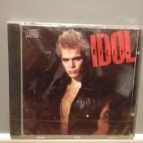 BILLY IDOL - BILLY IDOL - the First (1982/CHRYSALIS REC) - cd nou/sigilat/ROCK