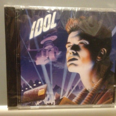 BILLY IDOL - CHARMED LIFE (1990/ CHRYSALIS REC /HOLLAND) - cd nou/sigilat/ROCK - Muzica Rock emi records