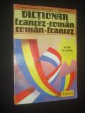 SANDA MIHAESCU CIRSTEANU, IRINA ELIADE - DICTIONAR FRANCEZ-ROMAN ROMAN-FRANCEZ