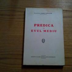 PREDICA IN EVUL MEDIU - Vasile Vasilache - Iasi, 1938, 278 p. - Carti de cult