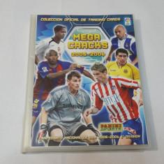 Colectie album cartonase Mega Cracks 2005-2006 - 316 cartonase + album - Cartonas de colectie