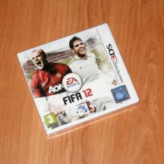 Joc Nintendo 3DS - FIFA 12, nou, sigilat - Jocuri Nintendo 3DS, Sporturi