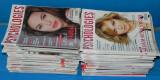 LOT 100 NUMERE revista PSYCHOLOGIES  MAGAZINE  colectia COMPLETA 2008 -MAI 2015, Alta editura
