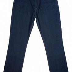 Blugi LEVI'S 595 - (MARIME: W 32 / L 32) - Talie = 86 CM / Lungime = 108, 5 CM - Blugi barbati Levi's, Culoare: Bleumarin, Prespalat, Drepti, Normal