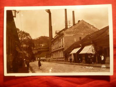 Ilustrata -Fotografie Resita , circulat 1936 foto