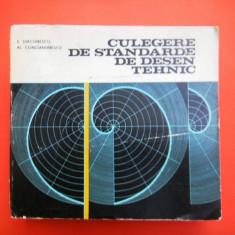 CULEGERE DE STANDARDE DE DESEN TEHNIC E Diaconescu