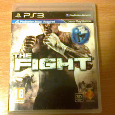 vand jocuri ps3,playstation 3,aventura,actiune,sport,THE FIGHT,move